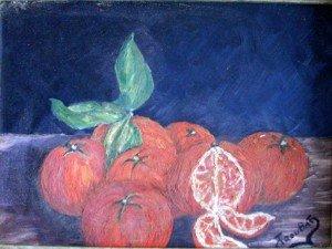 Les oranges de