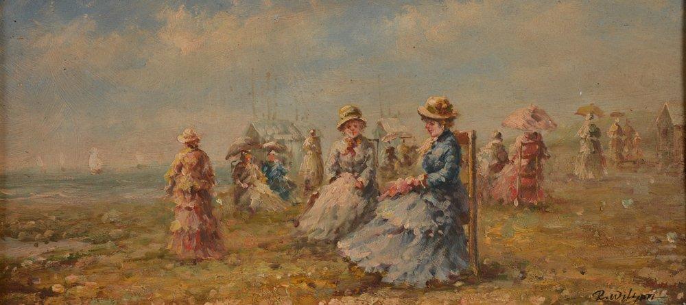 Artistes inconnus ou pas connus voire connus archives du for Artiste peintre anglais