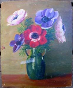 zz bouquet de fleurs