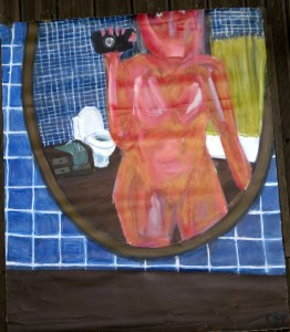 Olivain Porry - La Toilette - 2012
