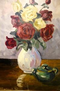 Eschbach bouquet de fleurs