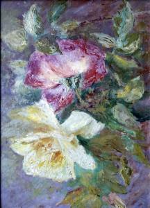 zz bouquet 2 fleurs