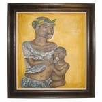 kiabelua alfonse tableau en vente aux USA 4200 $