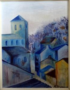 le village (verso 1978)