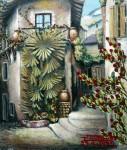 29 04 1992 Souvenir de haut de Cagnes