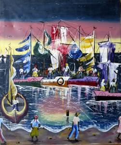 bord de mer et voiliers