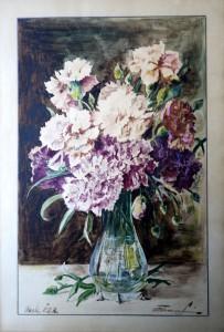 Vase eau Fleurs