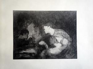 11 - Honoré Daumier (1808 - 1879) La soupe