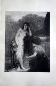 13 - Henri Fantin-Latour (1836 - 1904) Aprés le bain