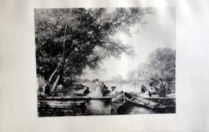 20 - Ferdinanjd Heilbuth (1826 - 1889)  La grenouillère