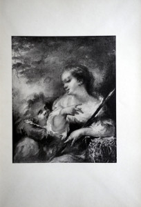 53 - Jean-François Millet (1814 - 1875) Pastorale