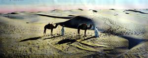 CAP 1 - Méharistes dans les Dunes