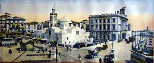CAP 12 - Alger Mosquée de la place du Gouvernement. Palais consulaire et amirauté