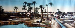 Lévy et Neurdein - 29 Scènes et Types  Paysage et Village du Sahara - LL