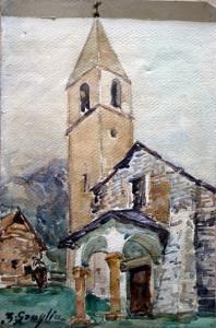 recto église