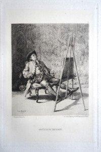12 - Amateur de Tableaux