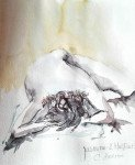 27 02 2013 - Jasmine - papier dessin (format 30x24)