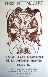affiche 1998 format 61x39
