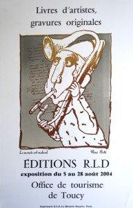 affiche 2004 - format 55x35