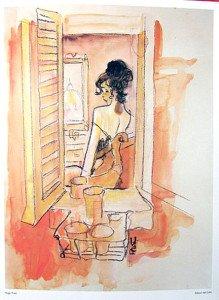 Corto Maltese Roma - Ed. Del Grifo - tirage et procédé inconnu - format 64x88