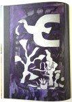 Georges Braque. Lithographie Atelier Maeght d'après la maquette du vitrail de la Chapelle St Bernard - Format pleine page 38x28