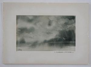 aquarelle format 7.5x12.5 sur 13x18