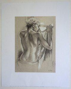 Offset - Francine Van Hove -  Céline aux aguets - Editions NouvellesImages 1999 tirage inconnu - format 32x24 sur 40x50
