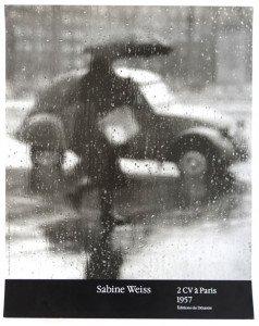 Print - Ed. du désastre 1989 - format 50x40