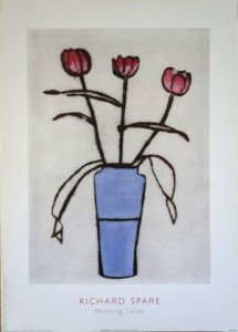 Print - Morning tulips - Format 70x50