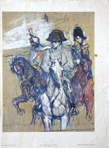Print - Planche d'art - Format 57x44 sur 71x53
