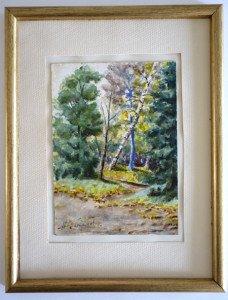 aquarelle format 16x11 -  sans titre