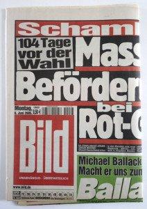 journal Bild du 6 juin 2005