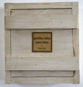 Boite bois format 12x11