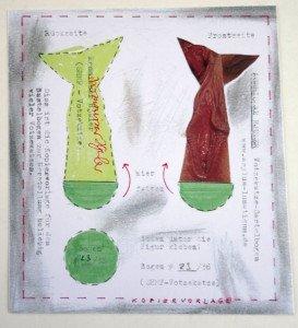 tirage sur papier N° 23 sur 36 - Format 16.5 x 15
