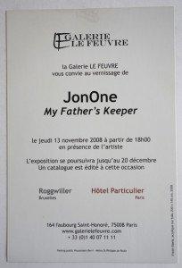 détail carton invitation