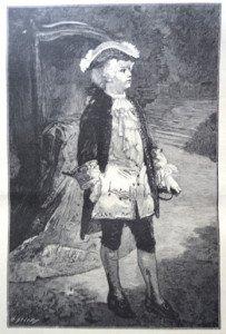 PETIT MARQUIS d'après Charles Monginot (1825 - 1900)
