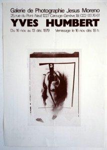 affichette 1979 format 42x30 pliage en quatre pour  envoi postal