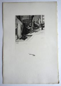 Carlo Chessa et L.O.M filigranne A. Romagnol format 26.5x18