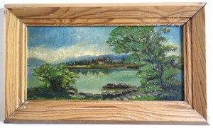 sur bois format 32x16
