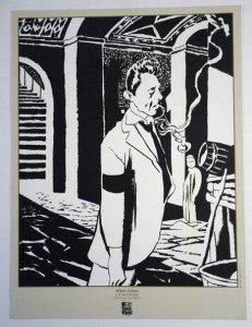José Munoz - L'Etranger (Camus)