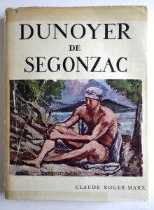 livre Editeur Pierre Cailler Genève - André Dunoyer de Segonzac 1951