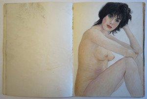 15 carnet dessin format 32 x24