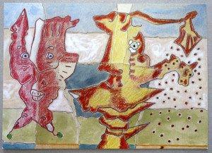 2001 Galerie Graphes - recto