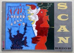 2009 Galerie ArtScenik recto  (cadeau de l'artiste)