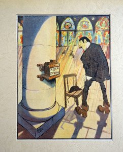 denier de St Pierre format 26x19.5
