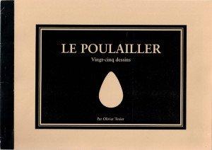 Le Poulailler 25 dessins auto edition 2002