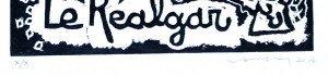 signature et numérotation affiche