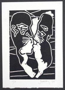 un baiser format 37x26.5