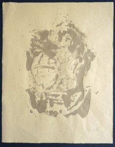 Monotype Isolat I et II - 2° état Format 49x39