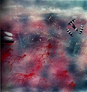 Le sang des oiseaux - 1956 - 75x75